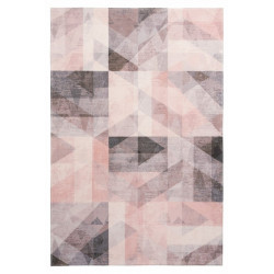 Kusový koberec Delta 315 powder pink