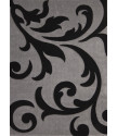 Kusový koberec Lambada LAM 451 silver-black