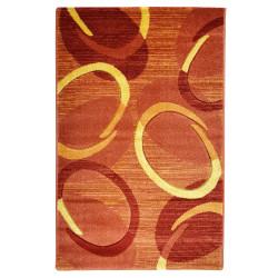 Kusový koberec Florida orange 9828