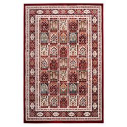 Kusový koberec Isfahan 742 red