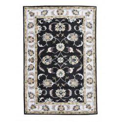 Ručně všívaný vlněný koberec DOO-5
