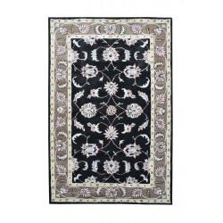 Ručně všívaný vlněný koberec DOO-6