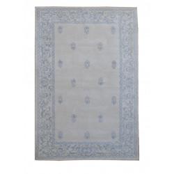 Ručně všívaný vlněný koberec DOO-10