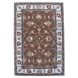 Ručně všívaný vlněný koberec DOO-51
