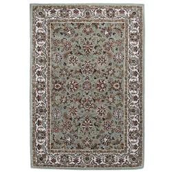 Ručně všívaný vlněný koberec DOO-60