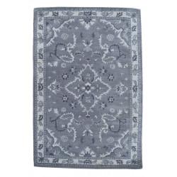 Ručně všívaný vlněný koberec DOO-69