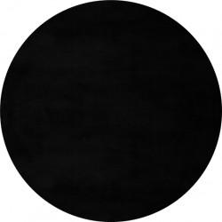 Kusový koberec Cha Cha 535 black kruh