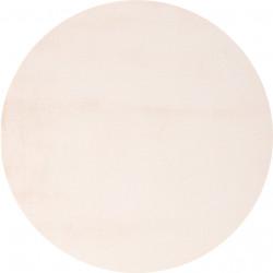 Kusový koberec Cha Cha 535 cream kruh