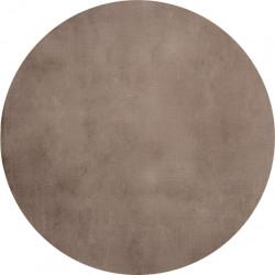 Kusový koberec Cha Cha 535 taupe kruh