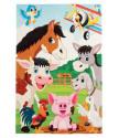 Dětský kusový koberec Juno 472 Farm
