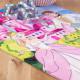 Dětský kusový koberec Juno 473 Princess