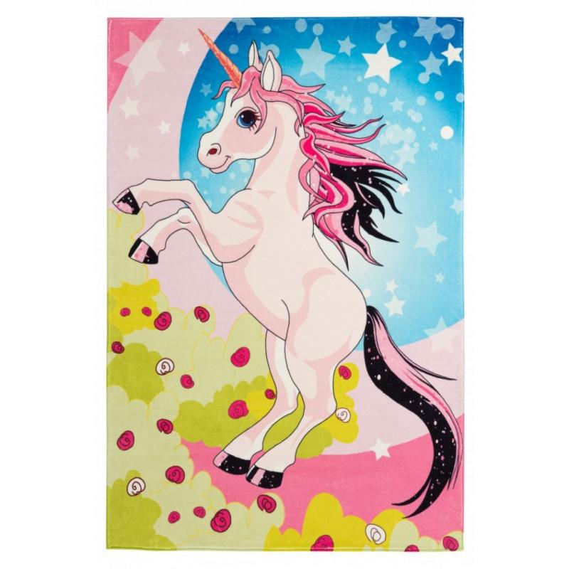 Dětský kusový koberec Juno 474 Unicorn