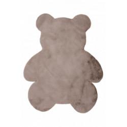 Pro zvířata: kusový koberec Luna 850 taupe
