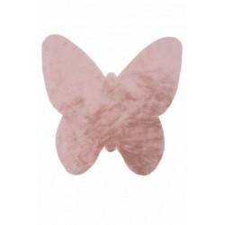 Pro zvířata: kusový koberec Luna 855 powder pink