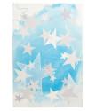 Dětský kusový koberec Stars 410 blue