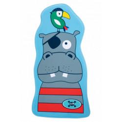 Dětský kusový koberec Mila kids 143 hippo