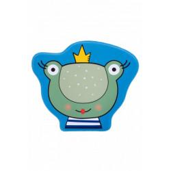 Dětský kusový koberec Mila kids 146 frog