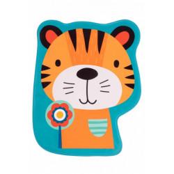 Dětský kusový koberec Mila kids 149 tiger