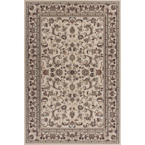 Lalee koberce Kusový koberec Mashad MAS 131 cream, koberců 200x290 cm Béžová - Vrácení do 1 roku ZDARMA