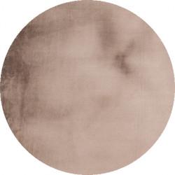 Kusový koberec Lambada 835 taupe kruh