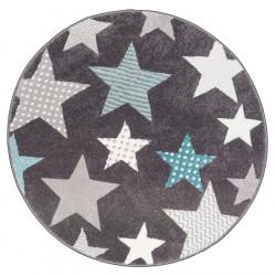 Dětský kusový koberec Pastel Kids 49/GSG kruh