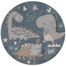 Dětský kusový koberec Roma Kids 20/KAK kruh