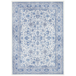 Kusový koberec Imagination 104219 Sapphire/Blue z kolekce Elle