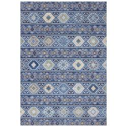 Kusový koberec Imagination 104208 Sapphire/Blue z kolekce Elle