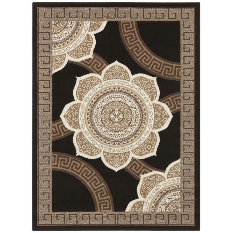 Kusový orientální koberec Mujkoberec Original 104309 Brown