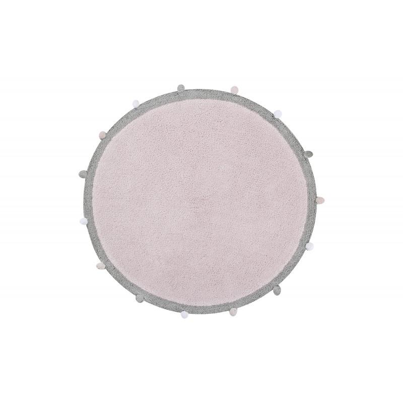 Pro zvířata: Pratelný koberec Bubbly Soft Pink