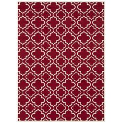 Kusový koberec Mujkoberec Original 104301 Cream/Red