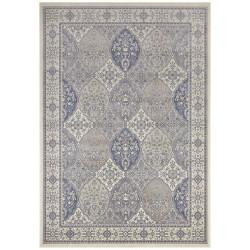 Kusový koberec Mujkoberec Original 104240 Cream/Jeansblue