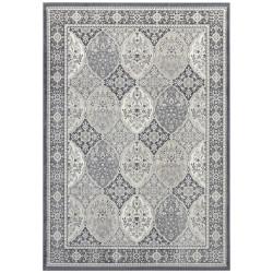 Kusový koberec Mujkoberec Original 104239 Anthracite/Silver
