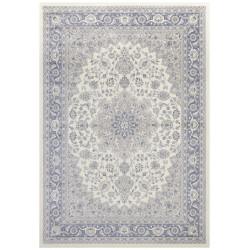 Kusový koberec Mujkoberec Original 104238 Cream/Jeansblue