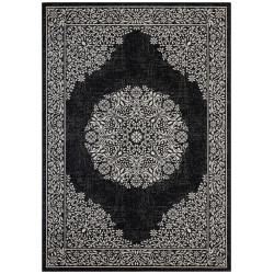 Kusový koberec Mujkoberec Original 104236 Black/Grey