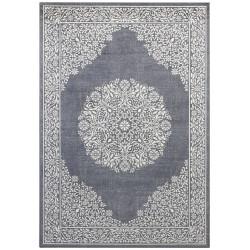 Kusový koberec Mujkoberec Original 104234 Anthracite/Silver