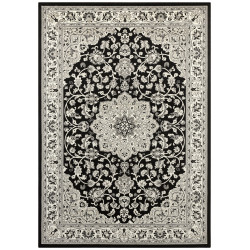 Kusový koberec Mujkoberec Original 104226 Black/Grey