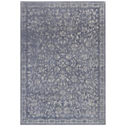 Kusový koberec Mujkoberec Original 104223 Jeansblue/Silver