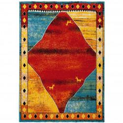 Kusový koberec Gabbeh 410 multi
