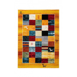 Kusový koberec Gabbeh 411 ginger