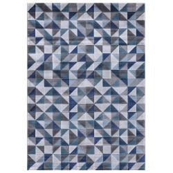 Kusový koberec Mykonos 110 Blue