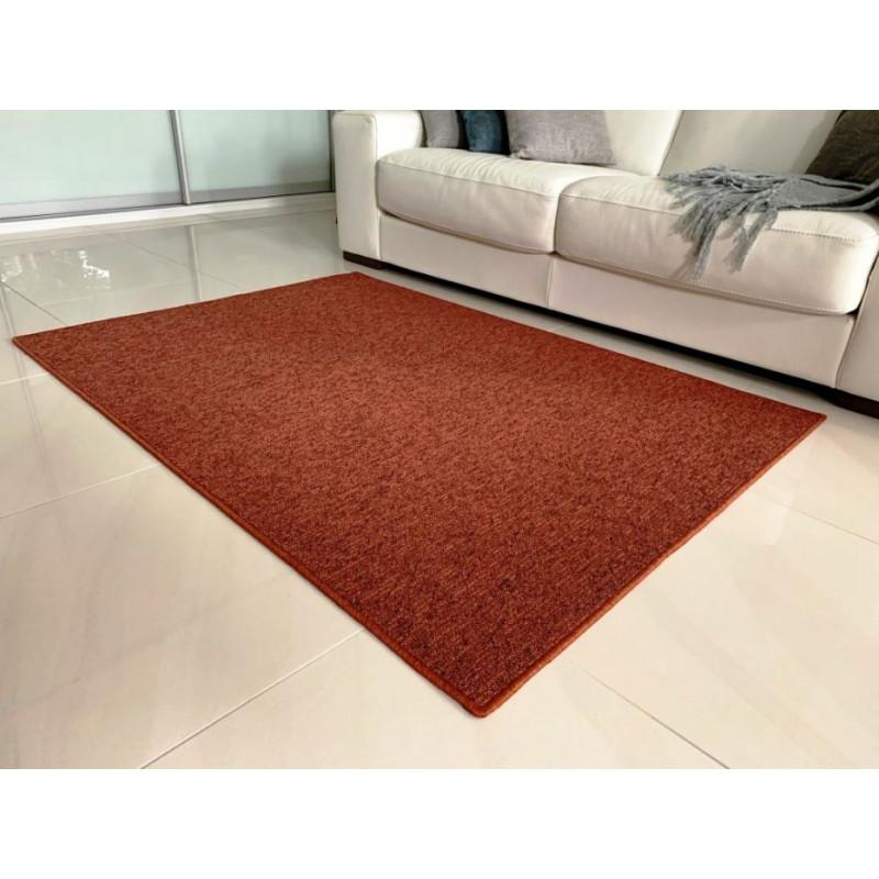 Kusový koberec Modena terra čtverec