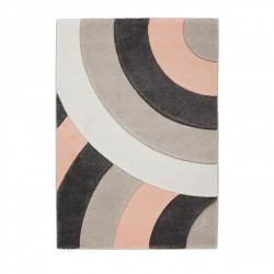Kusový koberec Miami 190 pastel-pink