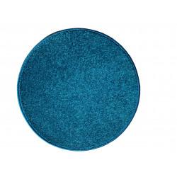 Kusový koberec Eton Exklusive turkis kruh