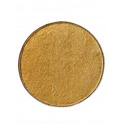 Kusový koberec Eton Exklusive žlutý kruh