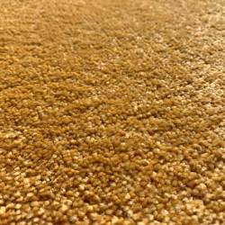 Kusový koberec Eton Exklusive žlutý čtverec