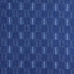 Metrážový koberec Eris 80 modrá