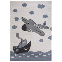 Kusový koberec Candy 151 Blue