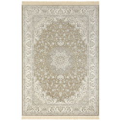 Kusový koberec Naveh 104380 Olivgreen/Grey