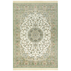 Kusový koberec Naveh 104379 Ivory/Green